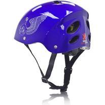 BONEShieldz Bomber Youth Helmet, Blue