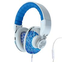 JLab Bombora Over the Ear Headphones with Universal Mic -