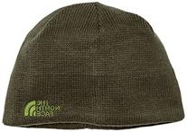 The North Face Unisex Bones Beanie Black Ink Green One Size