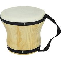 Rhythm Band Bongos Single Medium 6 in. H x 5-1/2 in. Dia