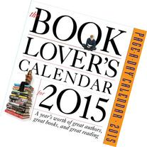 The Book Lover's 2015 Page-A-Day Calendar