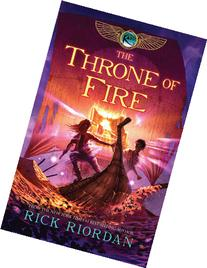 The Kane Chronicles Book 2: The Throne of Fire