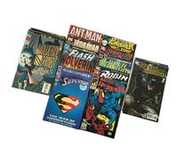 Comic Book Value Pack
