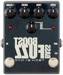 Tech 21 Boost Series BST-BF Bass Boost Fuzz Bass Distortion