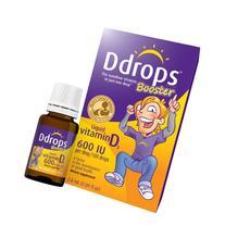 Ddrops Booster 600 IU Drops, 100 Drops