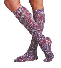 Kerrits Boot Socks Paisley