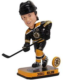 NHL Boston Bruins Lucic M. #17 2014 Springy Logo Base Bobble