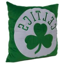 Boston Celtics 16-Inch Polyester Felt Plush Pillow