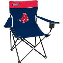 MLB Boston Red Sox Broadband Quad Chair