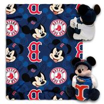 IFS - Boston Red Sox MLB Mickey Mouse with Throw Combo