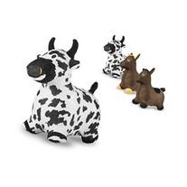 Bouncy Inflatable Real Feel Hopping Cow