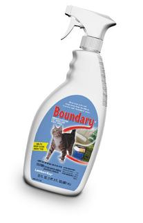 Lambert Kay Boundary Indoor/Outdoor Cat Repellent Pump Spray