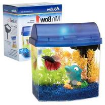Aqueon Mini Bow Desktop Aquarium Kit