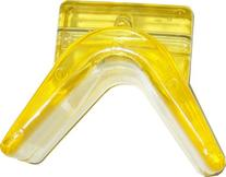Shoreline Marine Bow Stop Poly, 3X3-3/4-Inch
