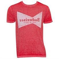 Men's Budweiser Bowtie T-Shirt