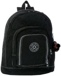 Kipling BP2128BLK Hiker Expandable Backpack - Black