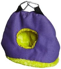 Prevue Pet Products BPV1167 Snuggle Sack Bird Nest with 2-