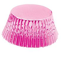 Fox Run 7107 Light Pink Foil Bake Cups