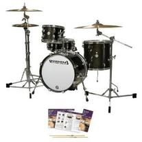 Ludwig Breakbeats by Questlove 4-Piece Drum Set with