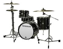 Ludwig LC179X016 Breakbeats 4 Piece Shell Pack with Riser,