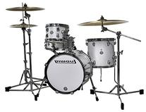 Ludwig LC179X028 Breakbeats 4 Piece Shell Pack with Riser,