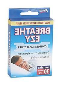 Breathe EZY Comfort Nasal Strip -30 Strips