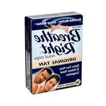 Breathe Right sm/med Tan  90 Strips @ 33p each inc p & p