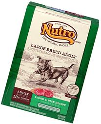 NUTRO WHOLESOME ESSENTIALS  Large Breed Adult Pasture-Fed