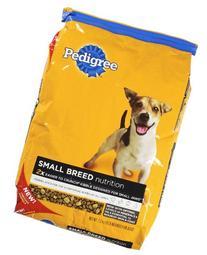 Pedigree Small Breed Original Dog Food, 15.9 lb