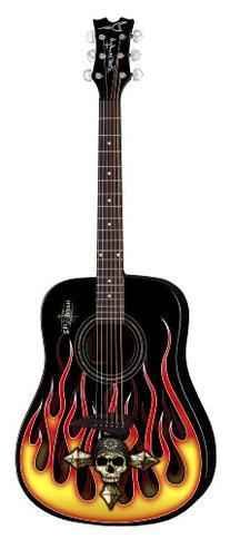 Dean Guitars Bret Michaels - The Player Acoustic Guitar