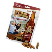 Omega Paw Brew Buddies Malted Barley Dog Treats, 6 oz