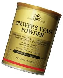 Brewers Yeast Solgar 14 oz Powder
