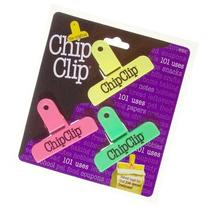 "Chip Clip 97313 3"" Bright Chip Clip® 3 Count"
