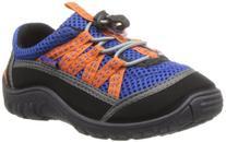 Northside Brille Water Shoe , Royal/Orange, 6 M US Big Kid