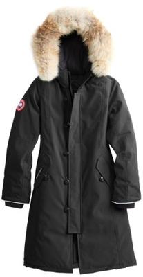 Canada Goose Brittania Down Parka - Girls' Black, XS