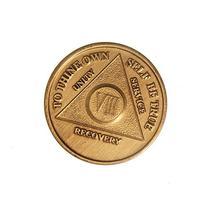 8 Year Bronze AA  - Sobriety / Birthday / Anniversary /