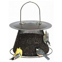 No/No Bronze Original Bird Feeder  BZ00324