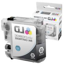 Compatible High Yield Black Ink Cartridge for Brother