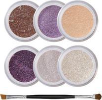 Brown Eyes Intensify Mineral Eyeshadow Kit - 100% Pure All