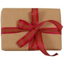 JAM Paper Wrapping Paper Rolls - 37.5 sq ft. - Brown Kraft