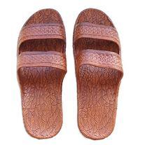 Pali Hawaii Classic Jesus Sandals BROWN 5