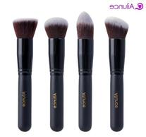 10 PCS Makeup Brush Set Cosmetic Foundation Blending Pencil