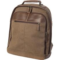 Boconi Bryant LTE City Pack Heather Brown with Houndstooth