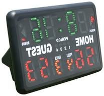 BSN Indoor/Outdoor Tabletop Scoreboard