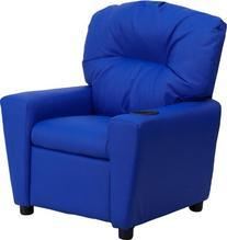 Flash Furniture BT-7950-KID-HOT-PINK-GG Contemporary Hot