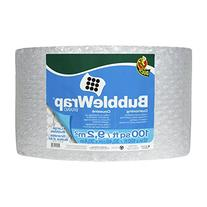 Duck Brand Bubble Wrap Cushioning, Large Bubbles, 12 Inches