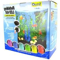 Tetra Bubbling Led Half Moon Kit - 3 Gallon