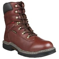 Wolverine Men's W04825 Buccaneer Boot, Dark Brown, 8.5 M US