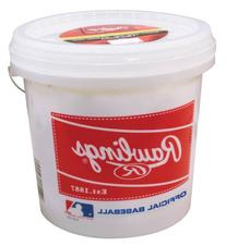Rawlings Bucket with 2 Dozen ROLB3 Baseballs