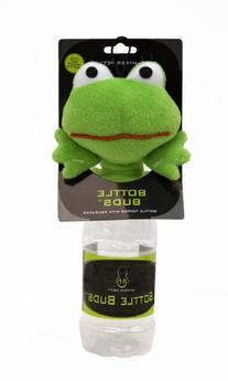 Hyper Pet Bottle Bud Dog Toy, Frog